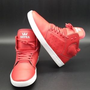 SUPRA BOY'S FASHION SNEAKERS